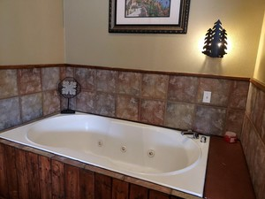 King Jacuzzi Cabin Photo 3